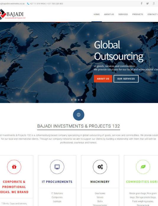 Company Profile PDF | Web Design Johannesburg
